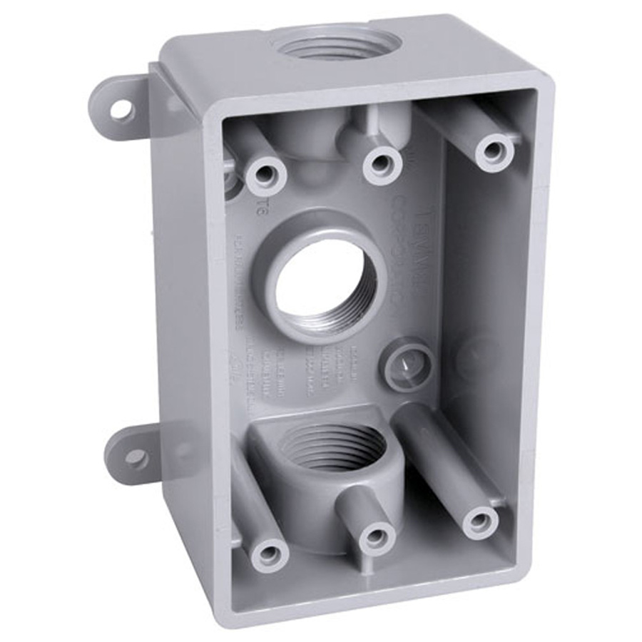 Pvc Wire Conceal Electric Boxes