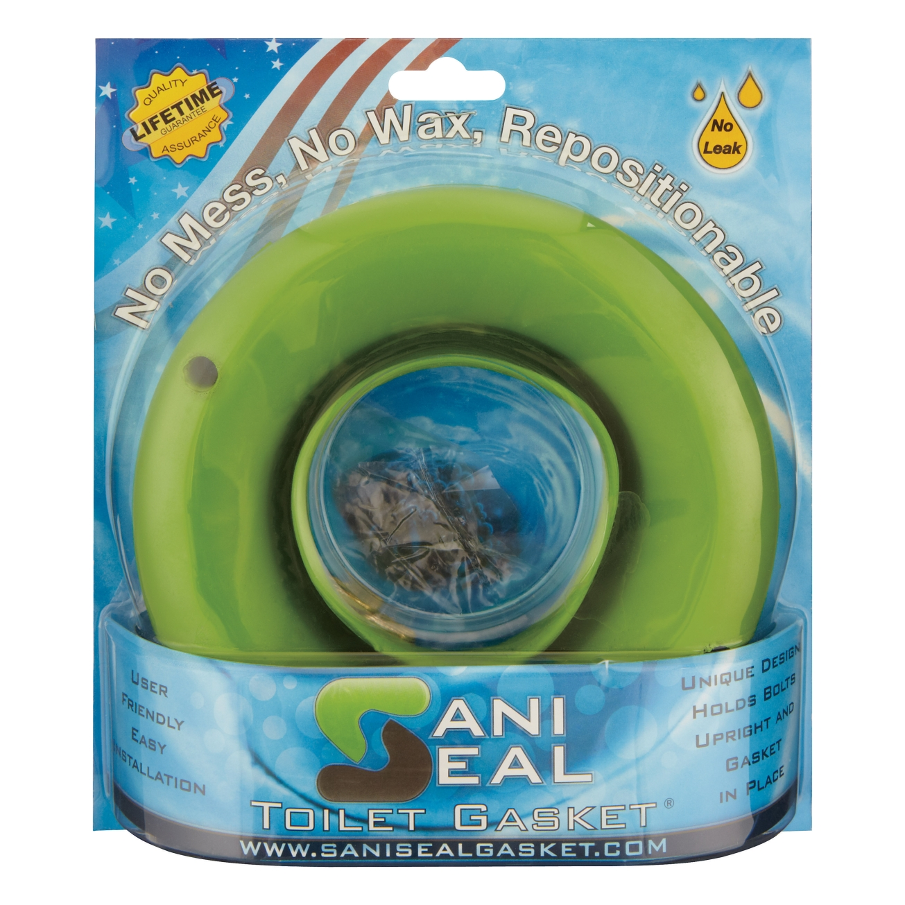 Sani Seal Toilet Gasket Reviews