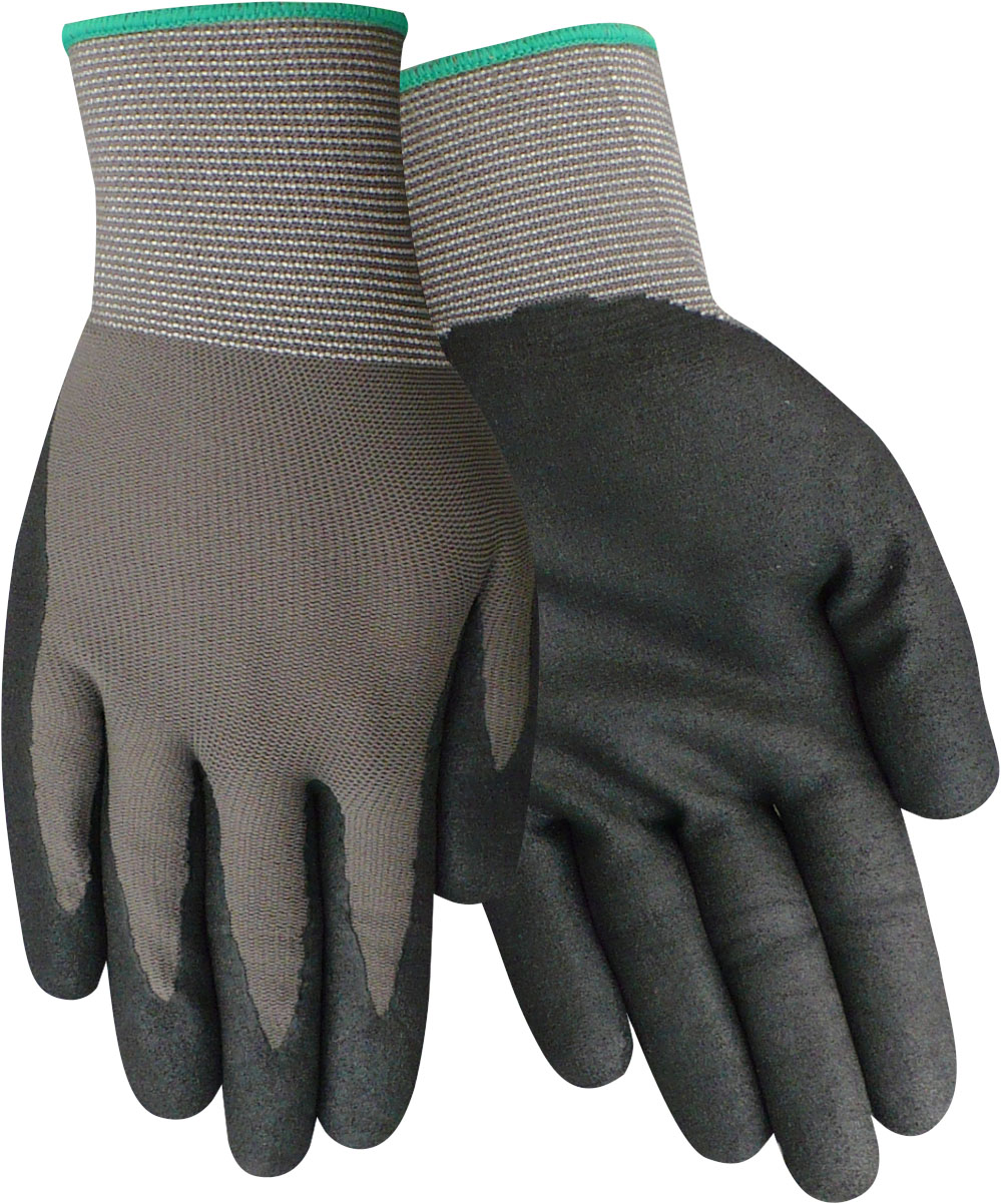 Red Steer Gloves : Red steer powertouch nitrile xl